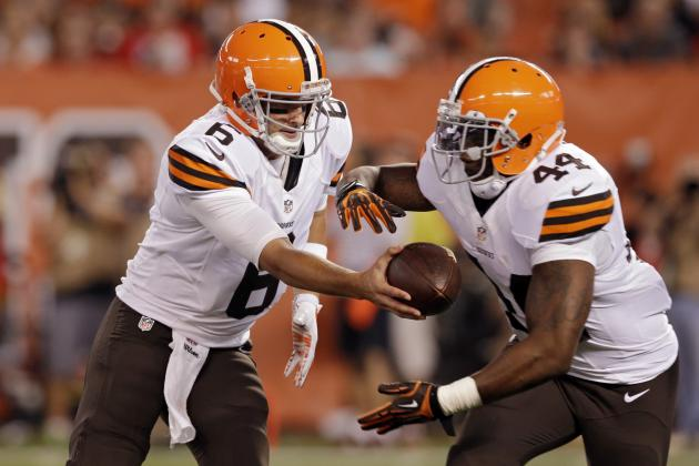 Brian Hoyer, Ben Tate's Fantasy Outlook After Josh Gordon's Suspension