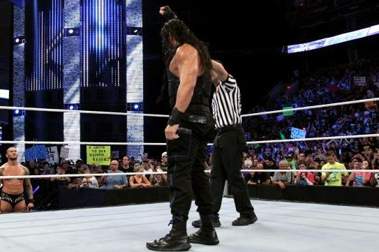 Roman Reigns Deserves to Be the Man Who Stops Brock Lesnar's Reign