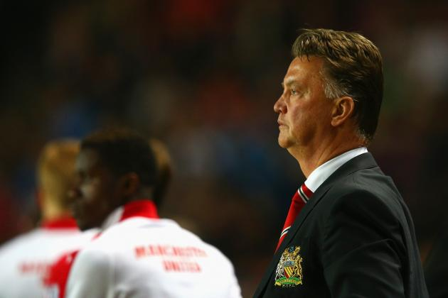 Manchester United: Louis Van Gaal's Injury Worries and Selection Problems