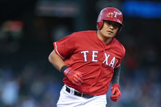 Shin-Soo Choo Being Done for the Year Could Be a Good Thing for Rangers