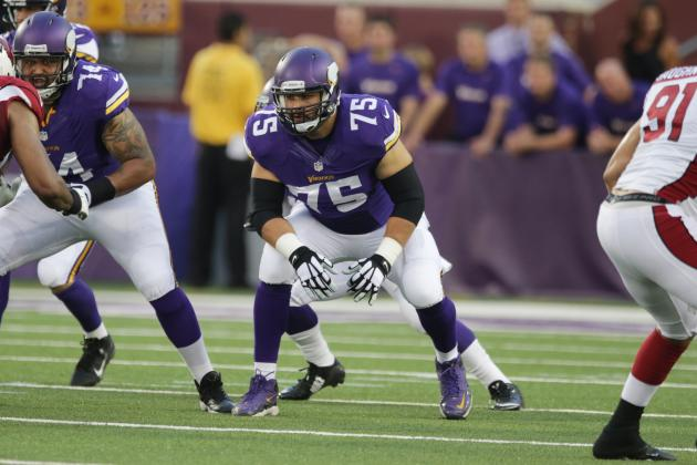 Should the Minnesota Vikings Be Concerned with LT Matt Kalil?
