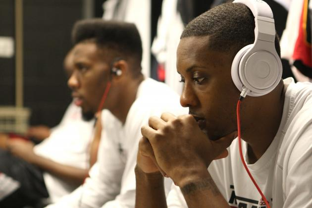 Breaking Down Miami Heat's Point Guard Position for 2014-15 Season