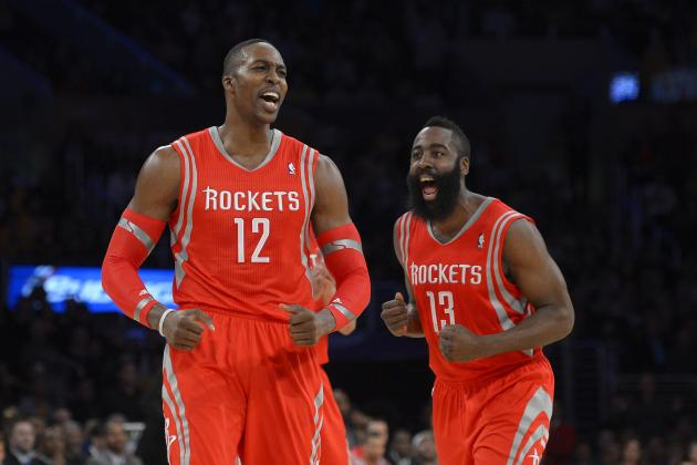 Dwight Howard and James Harden Must Restore Harmony in Houston