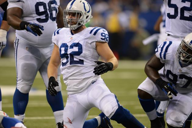 Colts Need Bjoern Werner to Step Up While Robert Mathis Is Suspended