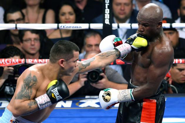 Marcos Maidana Planning to Bring the Fight to Floyd Mayweather Once Again
