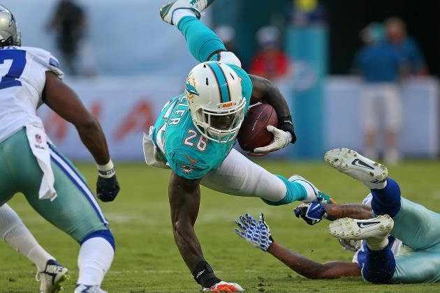 Lamar Miller Not Viable Fantasy Option in Current Draft Position
