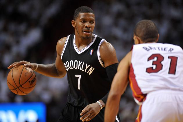 Will Joe Johnson See Less Playing Time?