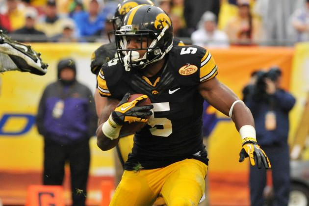 the Algebra That Is Iowa Running Back