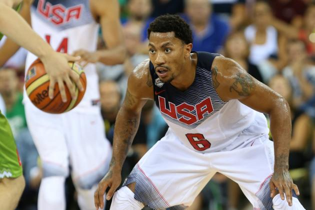 FIBA World Cup 2014: Dates, Schedule, Rosters, Groups and Bracket Info