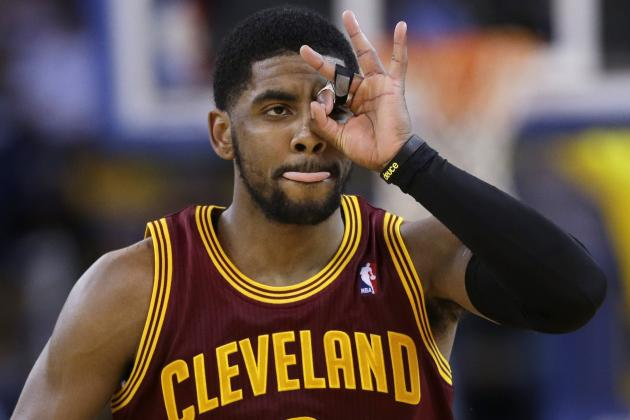 Kyrie Irving's Star Ceiling Will Be Revealed Alongside LeBron James