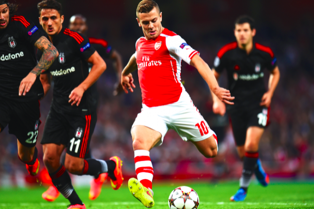 Arsenal vs. Besiktas: Live Score, Highlights from Champions League Game