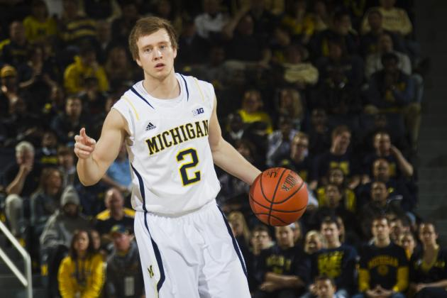 Michigan Basketball: Why Spike Albrecht Will Be U-M's Unsung Hero in 2014-15