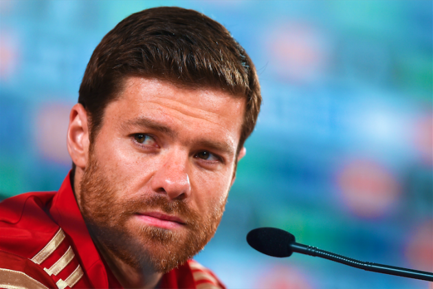 Xabi Alonso Announces Retirement from Spanish National Team