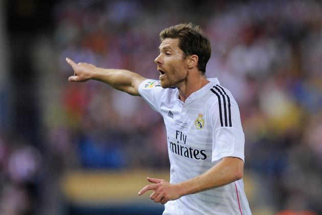 Xabi Alonso Transfer Rumours: Latest Gossip Surrounding Real Madrid Star