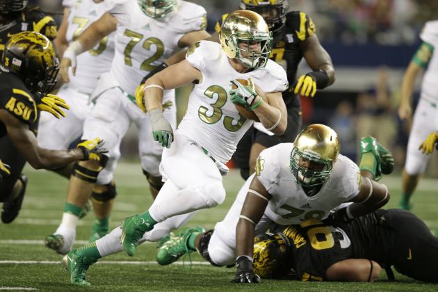 Notre Dame Football: 5 Takeaways from the Irish's Final Depth Chart