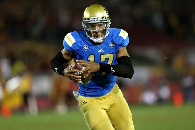 Brett Hundley's Dual-Threat Ability Will Make QB Top 2014 Heisman Candidate