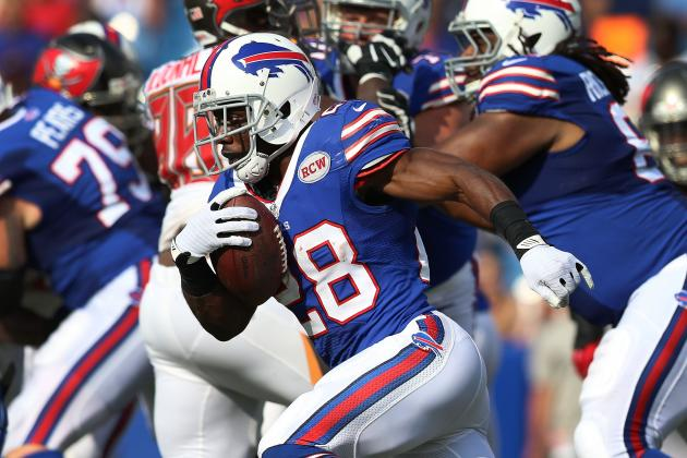 Debate: Who'll Be Bills' X-Factor in 2014?
