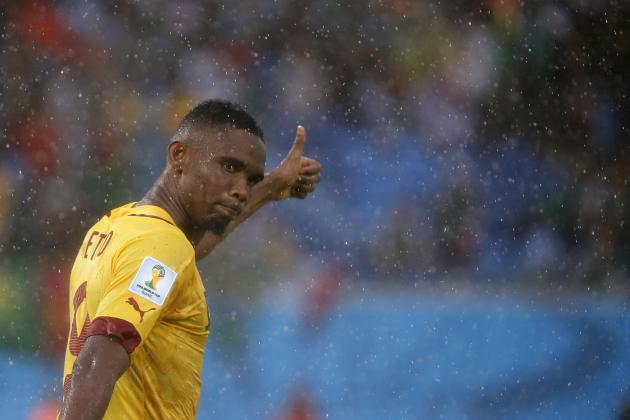 Samuel Eto'o Announces End of International Career: Latest Details and Reaction