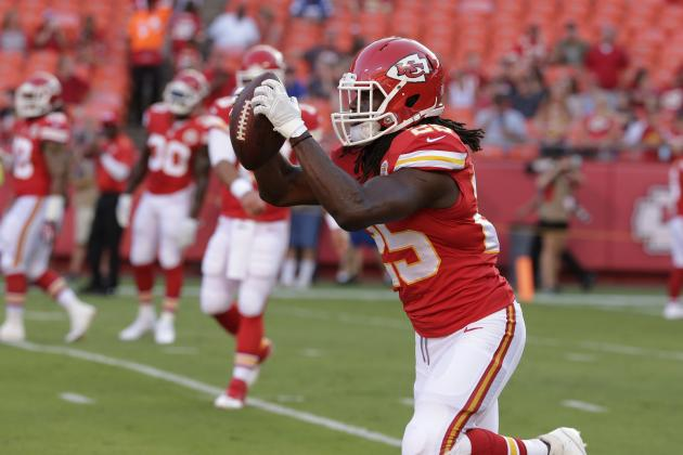 2014 Fantasy Football Running Back Rankings: Points-Per-Reception Leagues