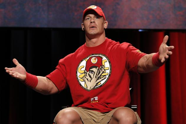 John Cena, Ethan Carter III and Latest WWE News and Rumors from Ring Rust Radio