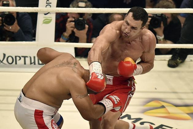 How Far Away Is Wladimir Klitschko from Retirement After Biceps Injury?