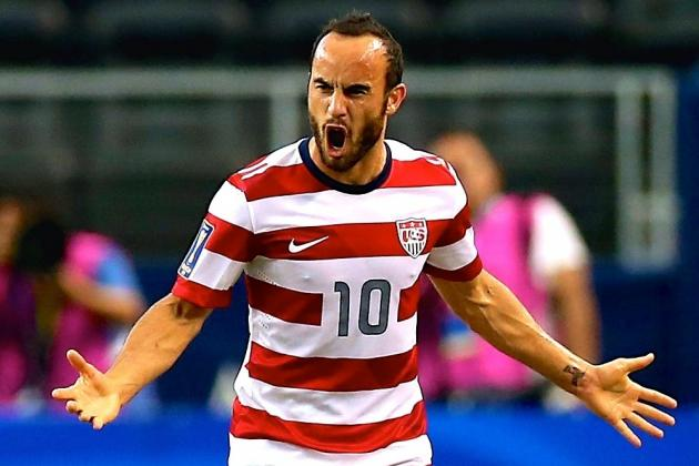 Landon Donovan's Career Will Forever Be Pockmarked by 2014 World Cup Snub