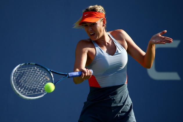 Maria Sharapova vs. Alexandra Dulgheru: Score and Recap from 2014 US Open