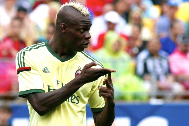 Look Closely and Mario Balotelli's Move to Liverpool Makes Perfect Sense