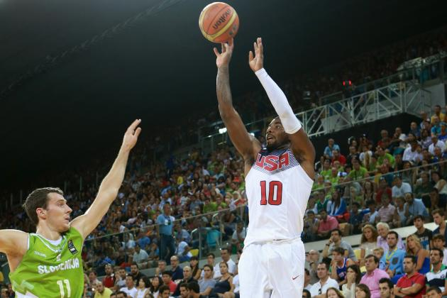 FIBA World Cup 2014 Schedule: TV Info and Preview for USA's Group-Stage Matchups