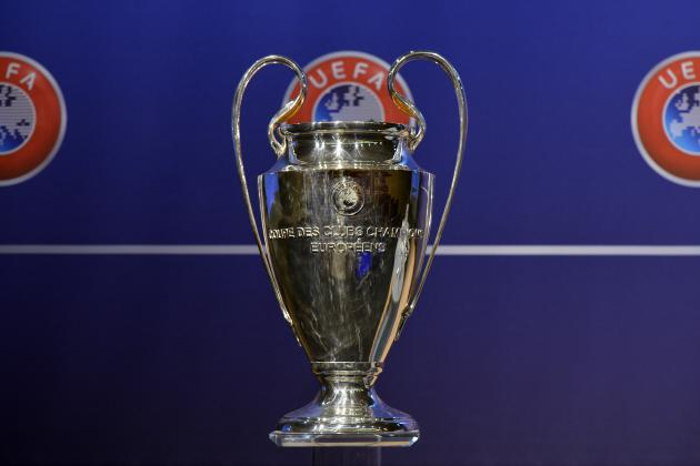 Champions League Group Draw 2014: Date, Time, Seedings, TV and Live Stream Info
