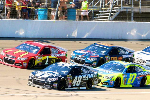 Why NASCAR's New Elimination Format Will Bring More Excitement to the Chase