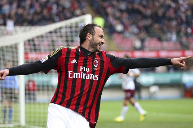 Can Giampaolo Pazzini Lead AC Milan's Attack This Season?