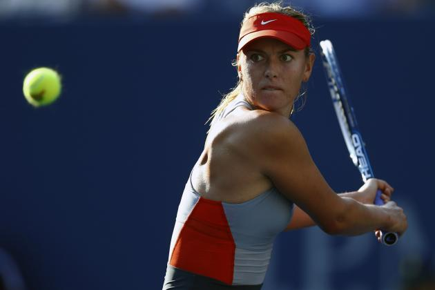 US Open 2014 Results: Final Scores, Updated Bracket and More for Day 3