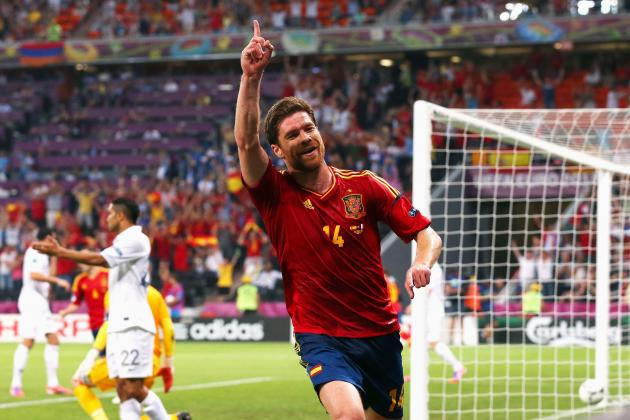 Retired Spain Icon Xabi Alonso Embodied the Power of La Roja