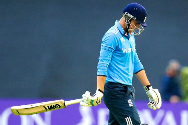 England Show No Signs of Learning Lessons on ODI Strategy in Cardiff