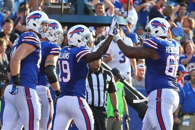 Buffalo Bills vs. Detroit Lions: Live Score and Analysis
