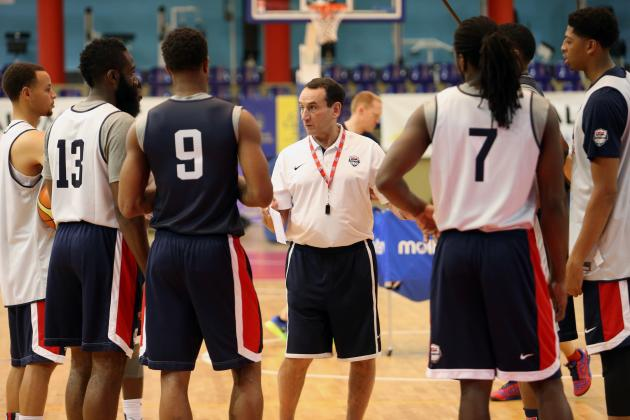 FIBA World Cup 2014: Team USA Draw and Predictions for Early Games