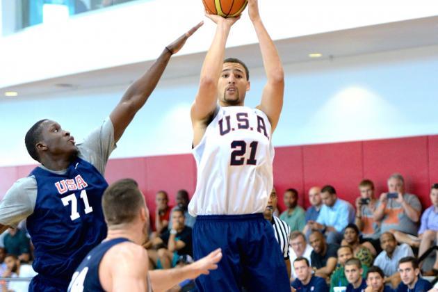 Team USA's Klay Thompson Breaks Down the Skills That Make Him a Shooting Star