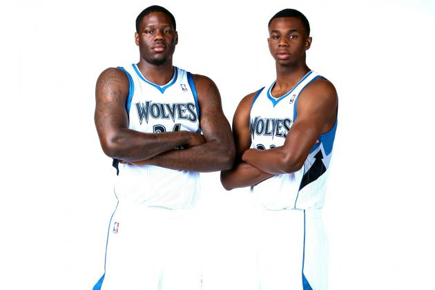 Timberwolves Wise to Double Down on Andrew Wiggins, Anthony Bennett Pairing