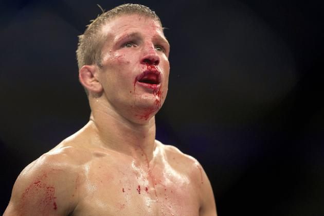 T.J. Dillashaw's Worst-Case Scenario: Could a Loss Leave Him out in the Cold?