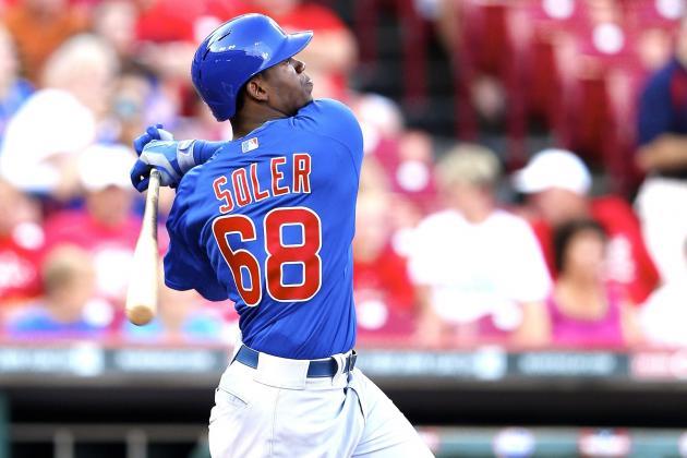 Jorge Soler Makes Cubs Debut: Final Stat Line, Highlights and Twitter Reaction