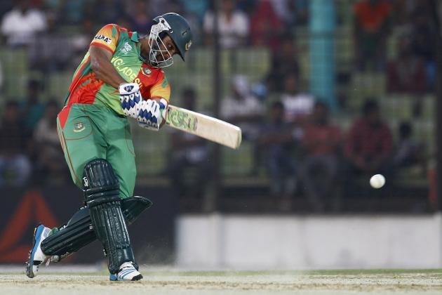 West Indies vs. Bangladesh, Only T20: Highlights, Scorecard, Report