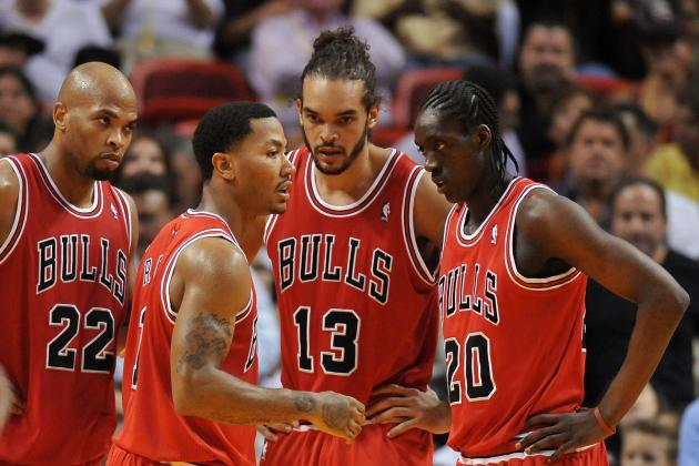 Diagnosing Chicago Bulls' Remaining Roster Flaws