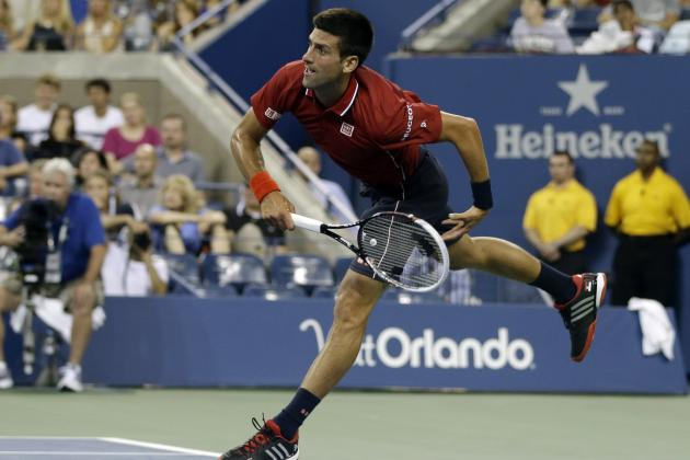 US Open Tennis 2014 Schedule: TV Coverage and Live Stream Info for Day 4
