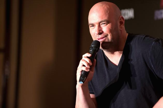UFC President Dana White Ranked 8th Sleaziest in Sports by GQ?