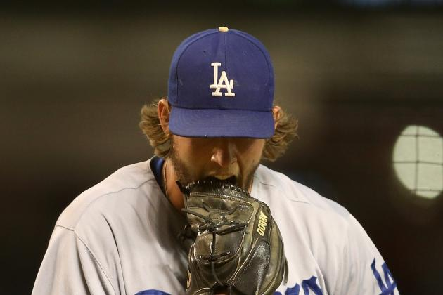 Kershaw Gets 16th Win, Dodgers Beat Arizona 3-1