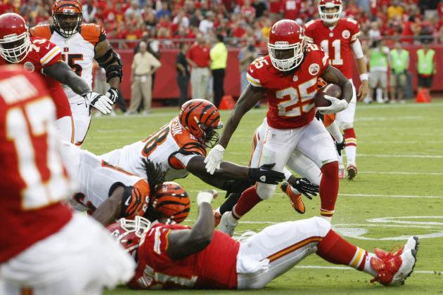 Fantasy Football 2014: Ranking and Evaluating Top PPR Running Backs