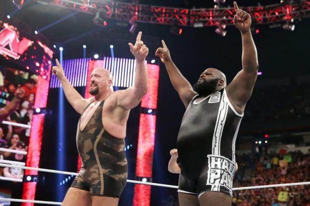 The Big Show and Mark Henry Are the Next Great Pairing in WWE