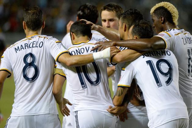 LA Galaxy 4, DC United 1