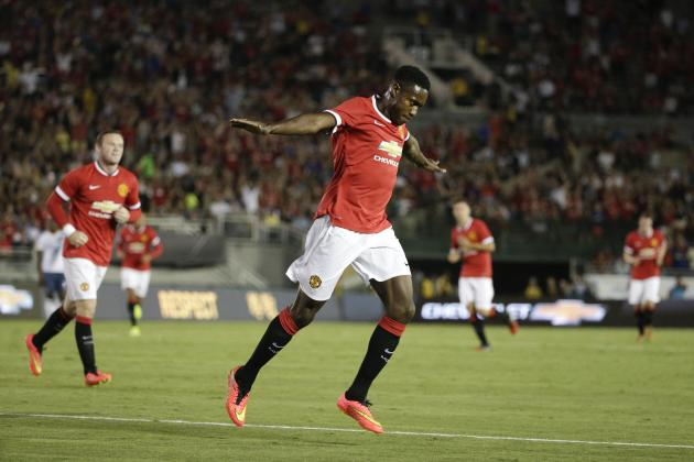 Danny Welbeck Transfer Rumours: Latest Speculation on Manchester United Star